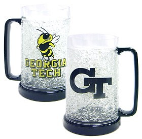 Georgia Tech Freezer mug