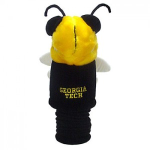Georgia Tech Golf head cover
