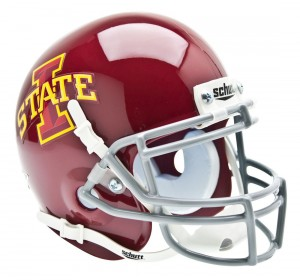Iowa State Mini Helmet