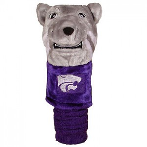 Kansas State Head cover