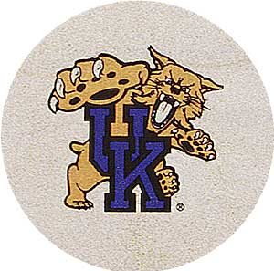 kentucky wildcats coasters