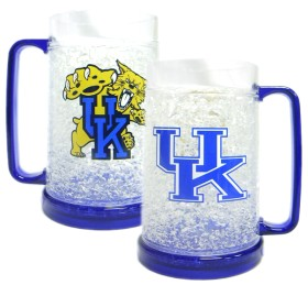 Kentucky Wildcats freezer mug
