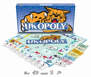 kentucky wildcats monopoly