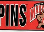 Maryland Terrapins street sign