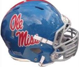Mississippi Mini Helmet