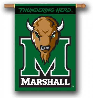 Marshall house flag