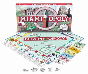 Miami of Ohio monopoly