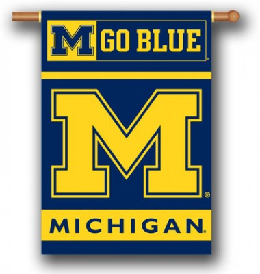 Michigan house flag
