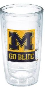 Michigan Tervis tumblers