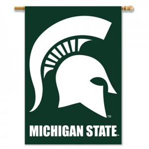 Michigan State house flag