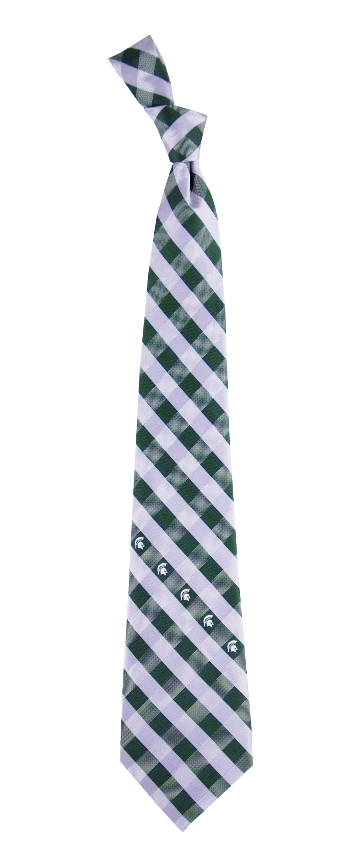 Michigan State tie