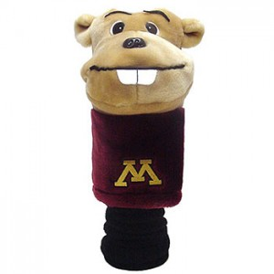 Minnesota Gophers golf head cover