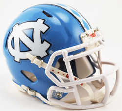 North Carolina mini helmet