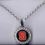 NC State necklace