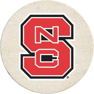 NC State Thirstystone coasters