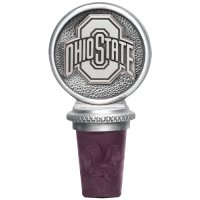 Ohio State Wine Bottle Stopper