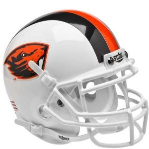 Oregon State mini helmet