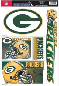 Green Bay Packers Decals