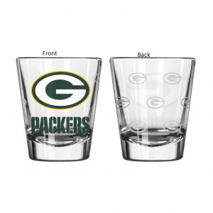 Green Bay Packers Shot Glass