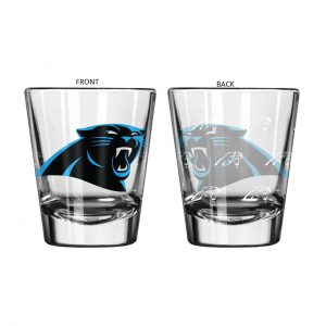 Carolina Panthers Shot Glass