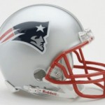 New England Patriots Mini Helmet