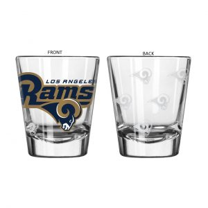Los Angeles Rams Shot Glass