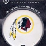 Washington Redskins Car Coasters