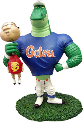 Florida Rivalry Mascot