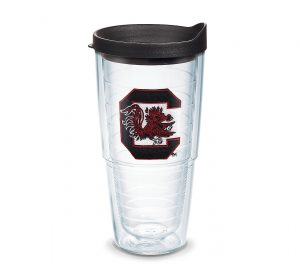 24 oz. South Carolina Gamecocks Tervis Tumbler