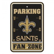 New Orleans Saints Parking Sign