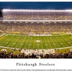 Pittsbrugh Steelers Panoramic Picture
