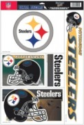 Pittsburgh Steelers Decals