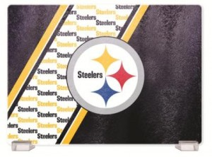 Pittsburgh Steelers cutting board