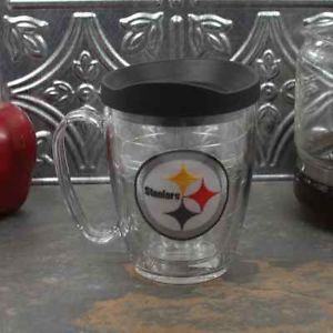 Pittsburgh Steelers Tervis Mug