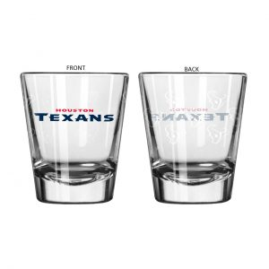 Houston Texans Shot Glass