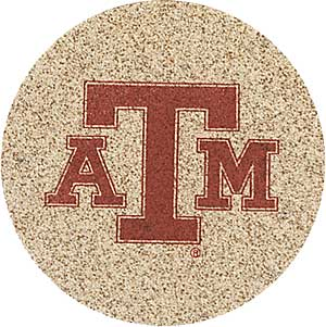 Texas A&M Thirstystone Coasters