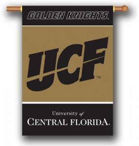 UCF house flag