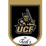 UCF Personalized House Flag