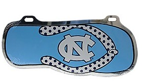 North Carolina Flip Flop license plate