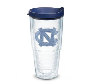 24 oz. North Carolina Tar Heels Tervis Tumbler