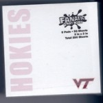 Virginia Tech Post It Notes