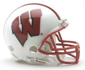 Wisconsin Mini Helmet