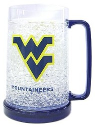 West Virginia Freezer Mug