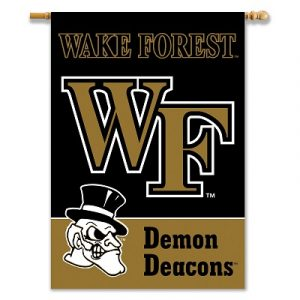Wake Foret House Flag