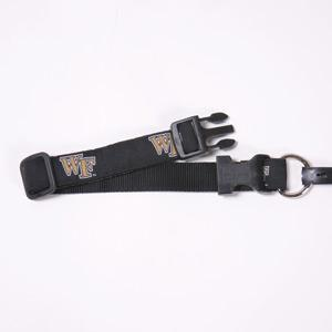 wake forest dog collar