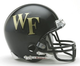 Wake Forest Mini Helmet