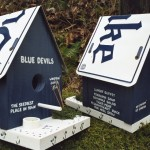 Duke birdhouse
