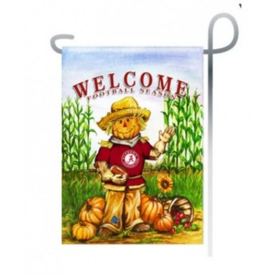 Alabama Harvest Garden Flag