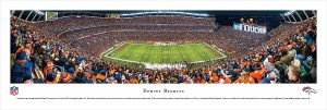 Denver Broncos Invesco Field Stadium Print