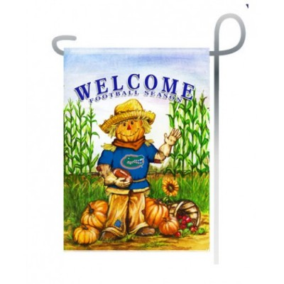 Florida Harvest garden flag